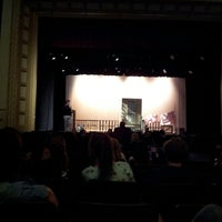 Photo taken at Grant High School Auditorium by Mac L. on 5/15/2013