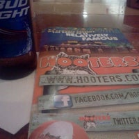 Photo taken at Hooters by M. H. on 5/4/2013