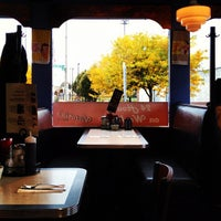 Photo taken at Victoria's Diner by Stephen S. on 10/28/2012