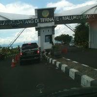 Photo taken at Ternate island by iim O. on 4/16/2013