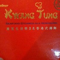 Photo taken at Kwang Tung by iim O. on 5/29/2013