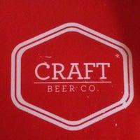 Photo prise au The Craft Beer Co. par John P. le11/23/2012