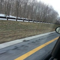 Photo taken at Palisades Interstate Parkway by Max R. on 2/16/2013