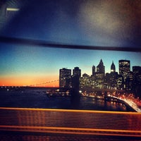 Photo taken at MTA Subway - Manhattan Bridge (B/D/N/Q) by David M. on 1/18/2013