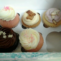 Photo taken at Sift Cupcake & Dessert Bar by Jessica H. on 2/13/2013