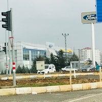 Photo taken at Güneydoğulu Otomotiv Ford Plaza by Ömer B. on 2/12/2018