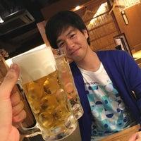 Photo taken at テング酒場 横浜鶴屋町店 by どっしー だ. on 4/23/2016