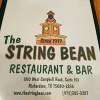 Photo taken at The String Bean by Ellis S. on 4/7/2016
