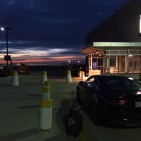 Photo taken at Logan Airport Central Parking by Dries B. on 10/15/2013