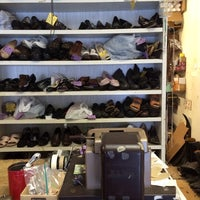 Photo taken at Concord Shoe Repair by Dries B. on 11/16/2013