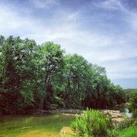 Photo taken at Pedernales Falls State Park by Austin R. on 7/26/2013