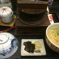 Photo taken at 食事処 春日 by ゆうなぎ on 3/5/2016