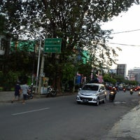 Photo taken at Jalan Tebet Barat Raya by Arief W. on 7/12/2013