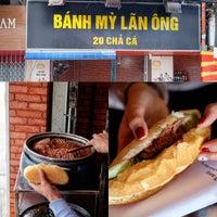 Photo taken at bánh mì pate lãn ông by Thanis L. on 12/27/2015