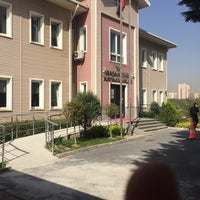Photo taken at Başakşehir Kaymakamlığı by Ozan K. on 4/14/2016