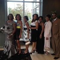Photo taken at Hilton Garden Inn Atlanta NE/Gwinnett Sugarloaf by Brian on 9/14/2012