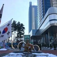 Photo taken at 한국철도시설공단 by skb 6. on 1/9/2018