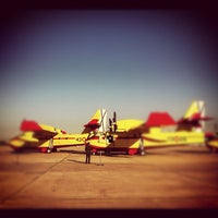 Photo taken at Base Aérea de Torrejón de Ardoz (TOJ) - Aeropuerto Militar by Cesar P. on 10/9/2012