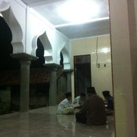 Photo taken at Masjid Baituzzain by Zulkarnain M. on 10/19/2012