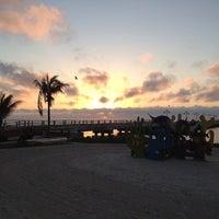 Photo taken at White Street Pier by Steve M. on 12/19/2012