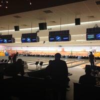 Photo taken at Magic Bowl by Sinem A. on 2/4/2013