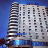Photo taken at Park Inn by Radisson, Astrakhan by Михаил Ш. on 12/3/2012