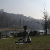 Photo taken at Parco del Valentino by Mimmo S. on 3/3/2013