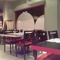 Photo taken at La Pasta Nostra by Mayte G. on 10/4/2013