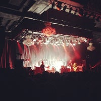 Photo taken at The Fillmore by Thomas K. on 4/23/2013