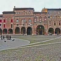 Photo taken at Piazza Santo Stefano by Antonio B. on 1/10/2013