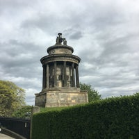Photo taken at Burns Monument by Anna N. on 4/22/2017