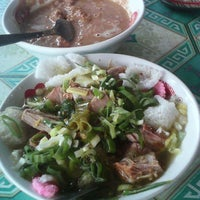 Photo taken at Soto Surti 1 by Lina Y. on 8/31/2014
