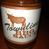 Photo taken at Townline BBQ by Steve H. on 6/13/2013