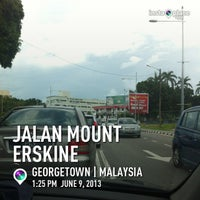 Photo taken at Jln. Mount Erskine by Andy Y. on 6/9/2013