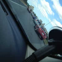 Photo taken at Roe hwy carpark by Rebecca F. on 10/17/2012