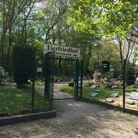 Photo taken at Tierfriedhof by Peter🤗😍🤗 on 5/4/2016