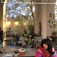 Photo taken at Artichoke Coffee Shop by Richard W. on 4/22/2017