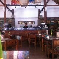 Das Foto wurde bei MozzarellA Restaurant & Bar von Dmitry B. am 12/1/2012 aufgenommen