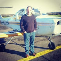 Photo taken at Nottingham City Airport (NCA) by Hatty G. on 11/18/2012