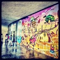 Das Foto wurde bei Museu de Arte Moderna de São Paulo (MAM-SP) von Isadora M. am 4/18/2013 aufgenommen