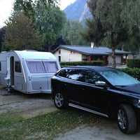 Photo taken at Camping Belledonne by Anne H. on 8/22/2013