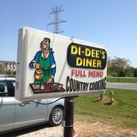Photo taken at Didee's Diner by Johnny G. on 4/22/2013