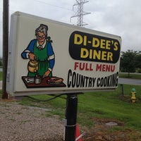Photo taken at Didee's Diner by Johnny G. on 6/6/2013