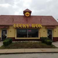 Photo taken at Lucky Wok by David F. on 1/12/2013