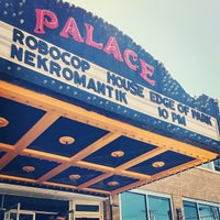 Photo taken at The Palace Theatre by Adam W. on 5/4/2013