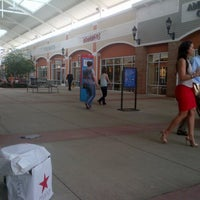 Photo taken at Tanger Outlet Pittsburgh by John M. on 6/1/2013