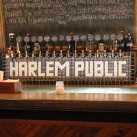 Снимок сделан в Harlem Public пользователем Taylor V. 4/2/2013