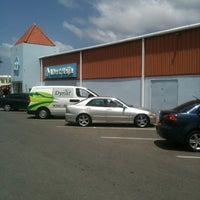 Photo taken at Albert Heijn by Ekid on 7/6/2013