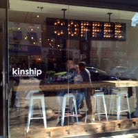 Photo taken at Kinship Coffee by Tony X. on 10/13/2017