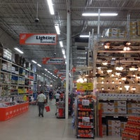 Photo taken at The Home Depot by Malek J. on 8/4/2014